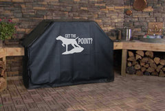 Get the Point Logo Grill Cover