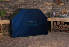 Great White Shark Grill Cover