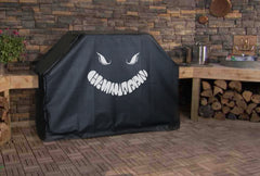 Halloween Smile Grill Cover