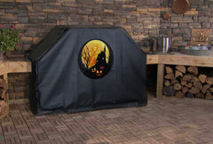 Halloween Spooky Night Grill Cover