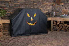 Jack O Lantern Grill Cover