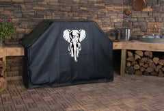 Jungle Elephant Grill Cover