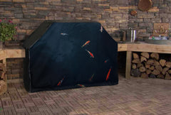 Koi Pond Grill Cover