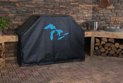 Michigan Great Lakes Grill Cover