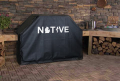 Michigan Native Grill Cover