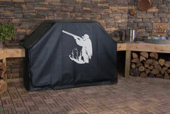 Shotgun Season Logo Grill Cover