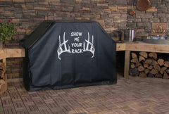 Show Me Your Rack Grill Cover
