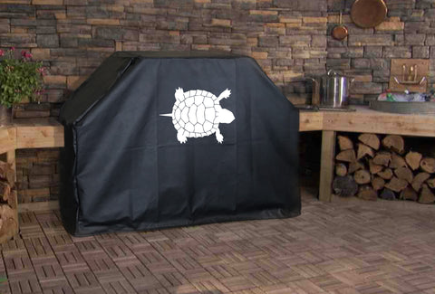Snapping Turtle BBQ Grill Cover