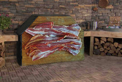 Thick Cut Bacon Custom Grill Cover