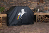 Unicorn Pooping Grill Cover