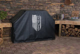 We the People American Flag Grill Cover