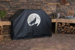Howling Wolf Grill Cover