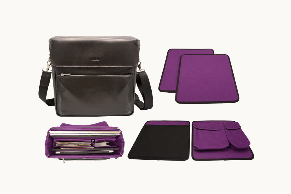 KURO Limited Edition Record Bag Set