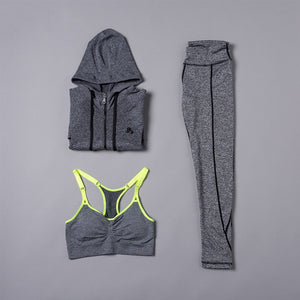 3 Piece Yoga Set