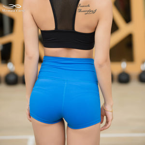 High Waist Quick Dry Yoga Shorts