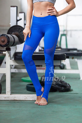 Women's Hollowed Out Yoga Pants