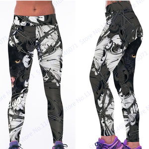 Trendy Yoga Pants