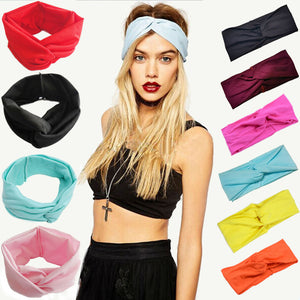 Stretch Twist Turban Headband
