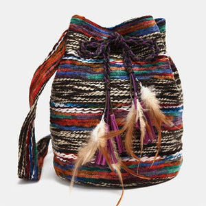 BOHEMIAN HANDMADE SHOULDER BAG