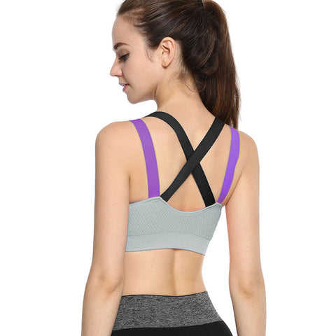 FLASH SALE: New Style Cross Back Yoga Vest - Only While Stocks Last!