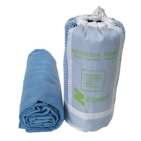 Yoga Towel & Mesh Fabric Bag