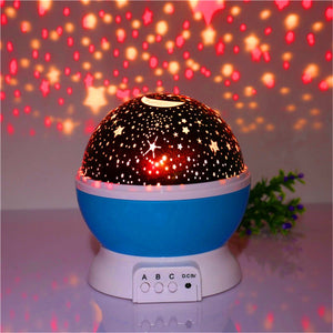 MOON STAR PROJECTOR