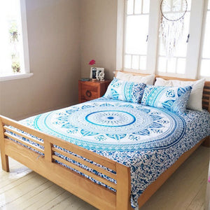 MANDALA BED COVER (PILLOW CASES NOT INCLUDED)