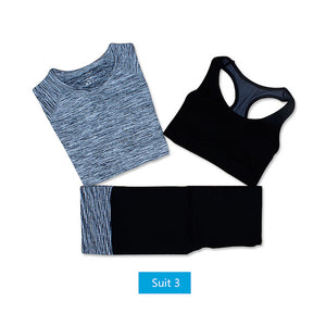 Yoga 3 Piece Set