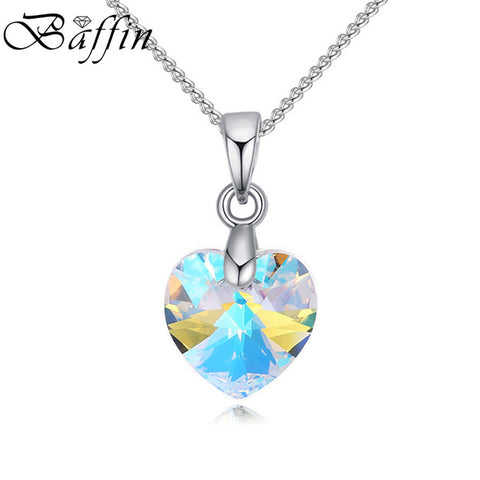 Crystal Heart Pendant Necklace From SWAROVSKI