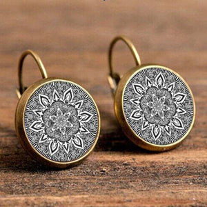 Buddhism Earrings - Special Edition!