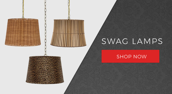 swag lamps