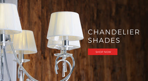 Lamp chandelier shades upgrade your home lighting 1 2 3 aloadofball Image collections