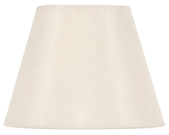 UpgradeLights White Eggshell Silk 6 Inch Chandelier Lampshade (Set of 6)