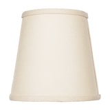 Larger Wall Sconce Shield Clip On Half Lamp Shade