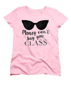 Money Can't Buy You Class (Pink) at VIP Swag