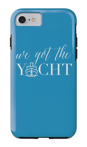 We Got the Yacht iPhone Case iPhone Case at VIP Swag