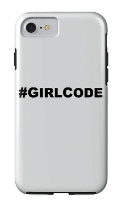 #GIRLCODE iPhone Case at VIP Swag