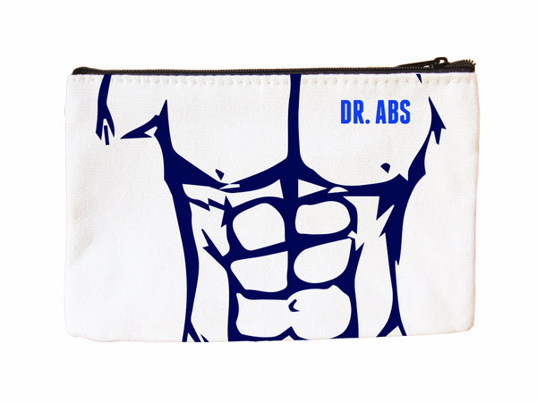 Dr Abs' Abs Cosmetic Case Cosmetic Case at VIP Swag