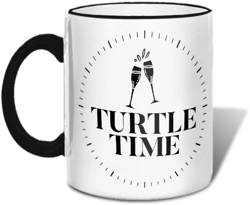 Turtle Time Mug Mugs at VIP Swag