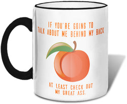 Checkout My Great Ass Mug