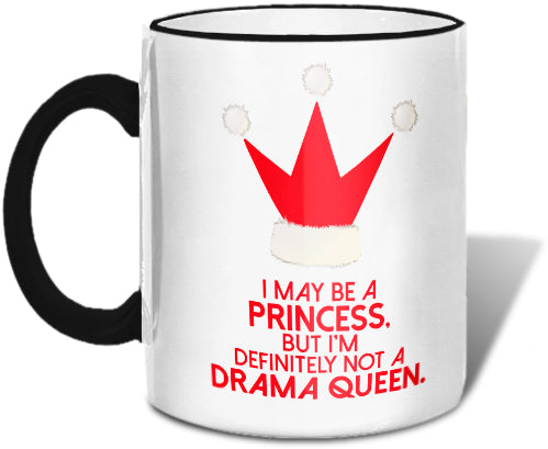 Drama Queen Mug (Holiday)