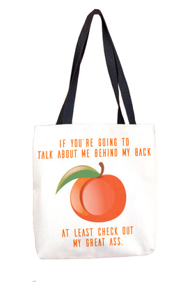 Checkout My Great Ass Tote Bag Tote Bags at VIP Swag