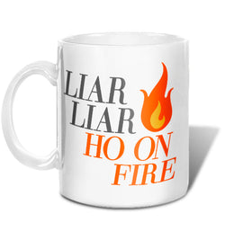 Liar Liar Mug Mugs at VIP Swag