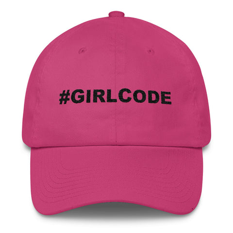 #Girlcode Baseball Cap  at VIP Swag