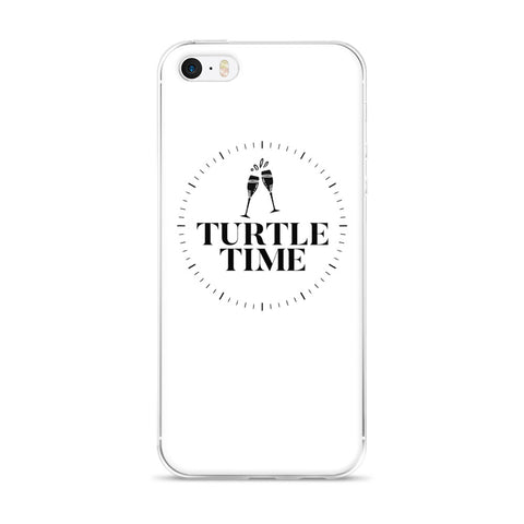 Turtle Time iPhone Case