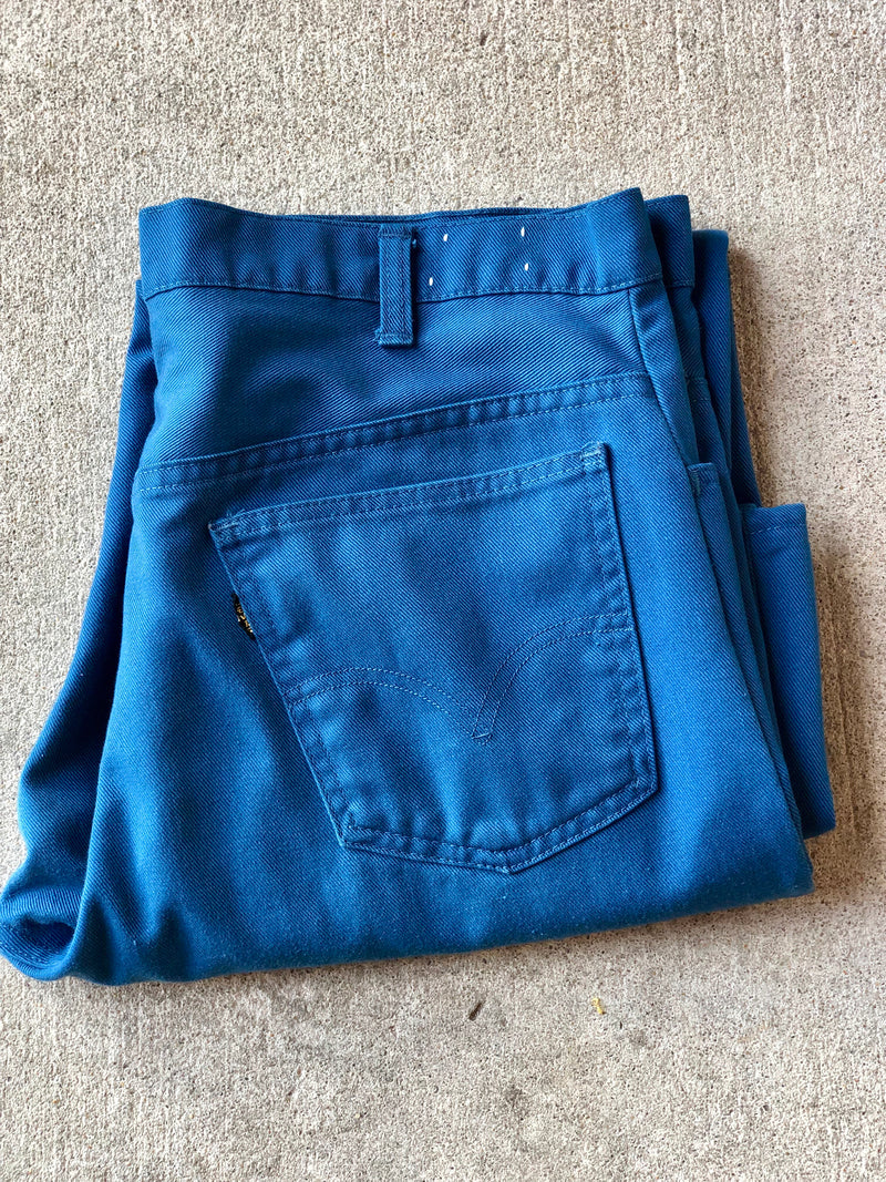 Original 1960's Big E Levis Sta-Prest Pants