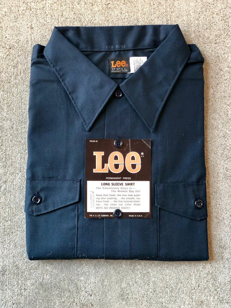 NOS 1970s Lee Workshirt