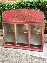 Original McLaughlin's General Store Coffee Dispenser