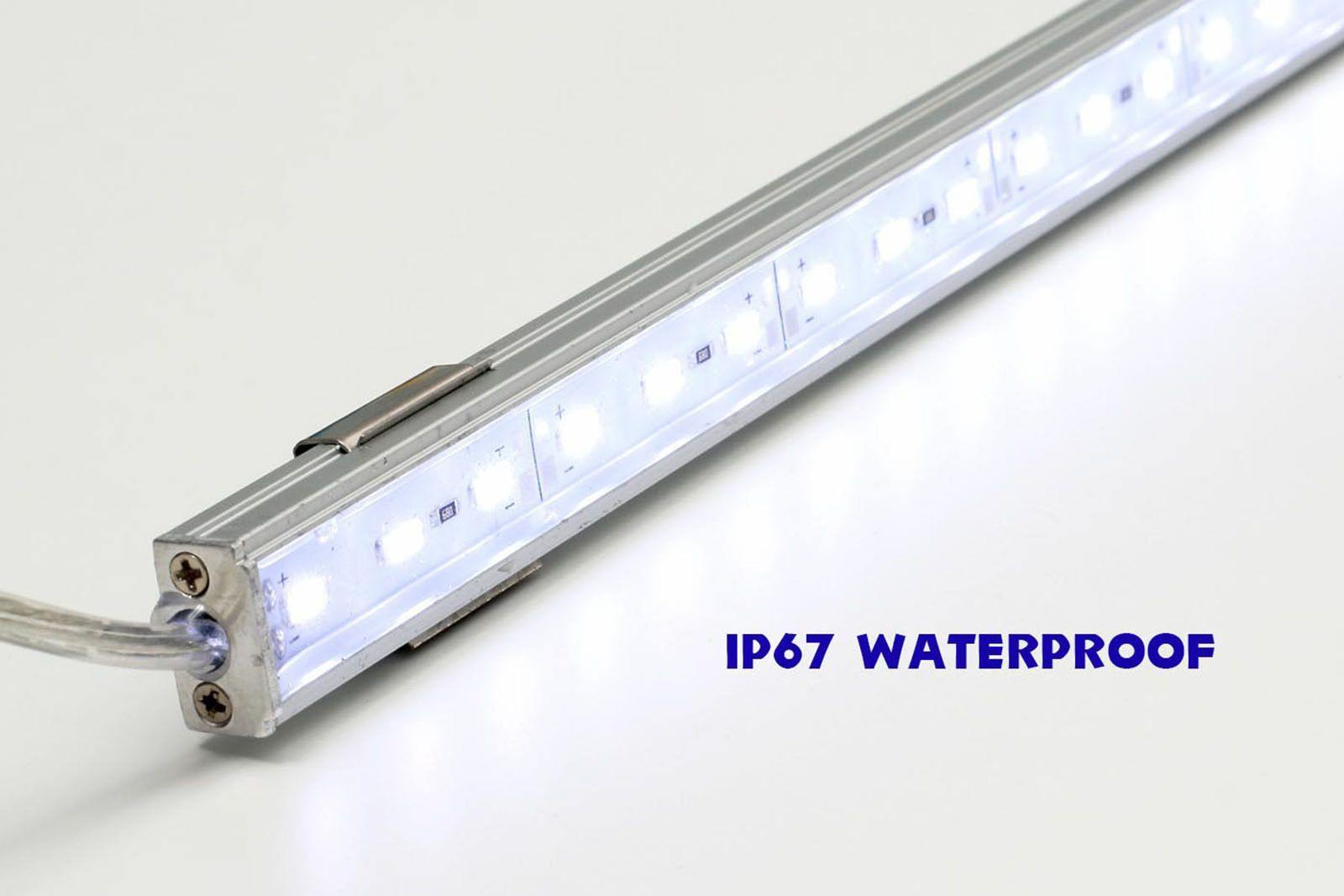4x 05m 12v waterproof warm white 5630 led strip lights bars for car 4x 05m 12v waterproof warm white 5630 led strip lights bars for car camping boat aloadofball Image collections