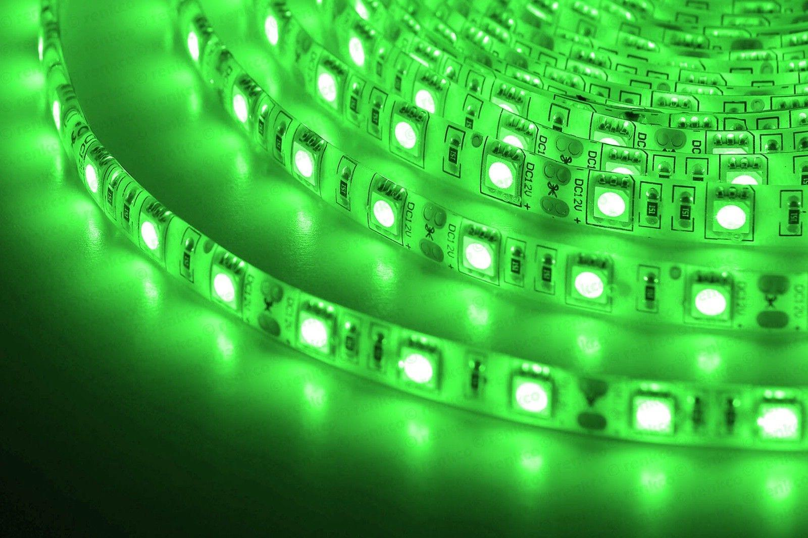 Green 5m flexible bright led strip lights 12v waterproof 5050 smd green 5m flexible bright led strip lights 12v waterproof 5050 smd 300 leds aloadofball Image collections